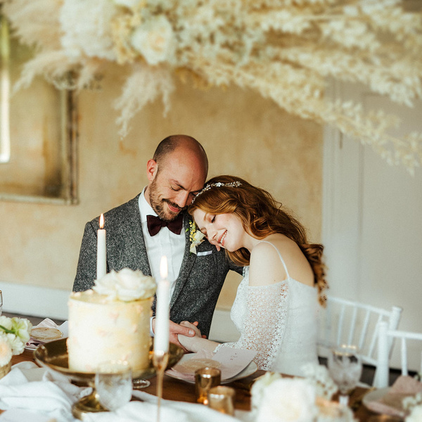 Love me tender - Art nouveau styled shoot •